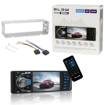 Radio BLOW AVH-8984 MP5+PILOT+BLUETOOTH