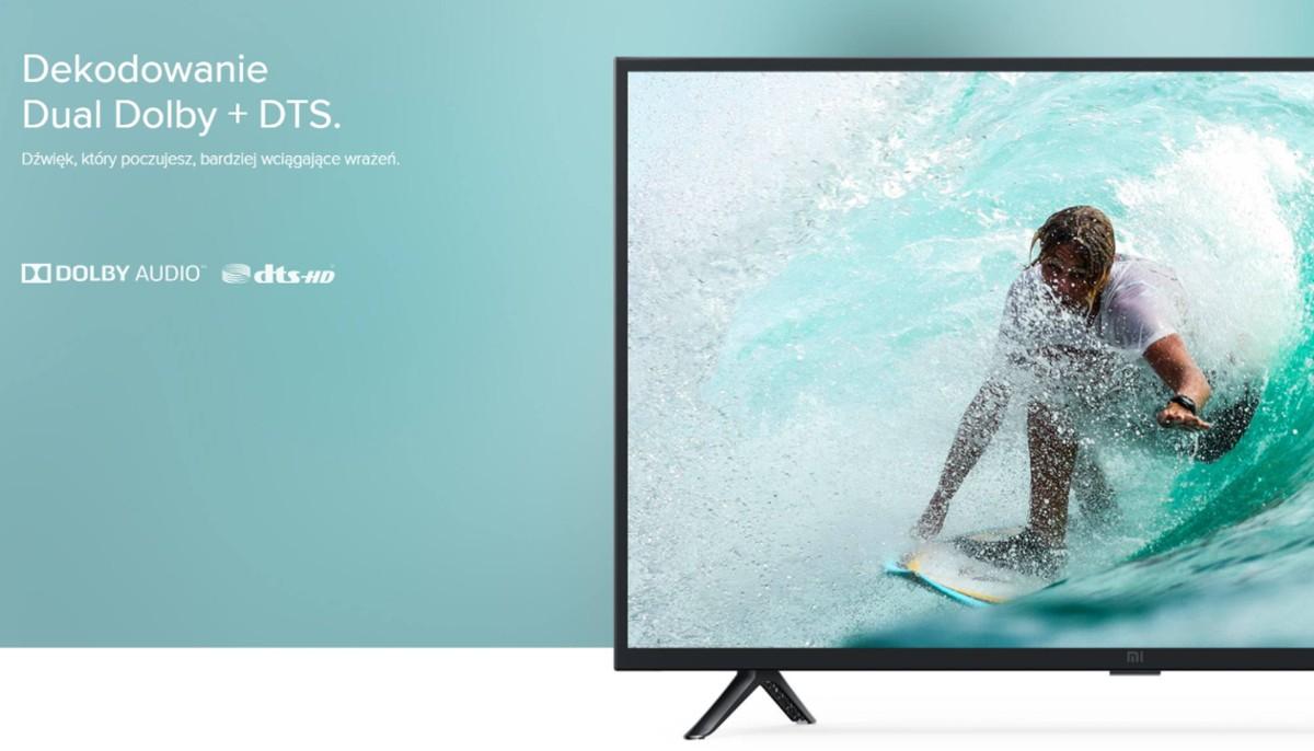 Telewizor Xiaomi Mi Led Tv 4a 32 Cali Hd Elkam