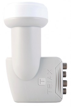 TQD 006 quad LNB TRIAX