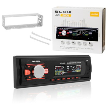 Radio BLOW AVH-8602 MP3/USB/SD/MMC 1-din