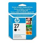 Cartridge HP C8727A No.27 black 10ml ,