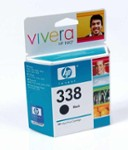 Cartridge HP C8765E No.338 black 11ml ,