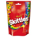 Skittles Fruits 174g cukierki