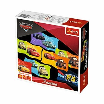 TREFL domino cars 01599
