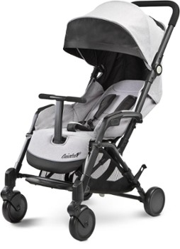 CARETERO aviator grey wózek spacerowy