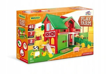 WADER 25450 play farm farma