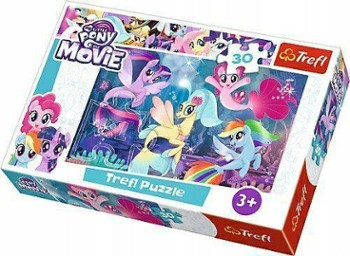 TREFL puzzle my little pony 30el. 18216