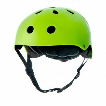 Kinderkraft kask Safety green