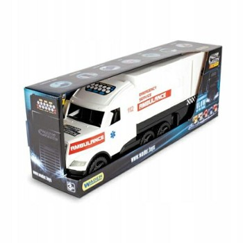 WADER 36210  MAGIC TRUCK ambulans