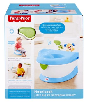 FISHER-PRICE nocniczek FRG81