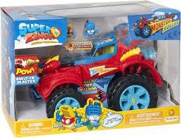 SUPER ZINGS Hero Monster Truck Roller