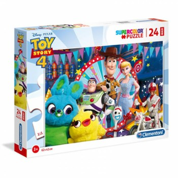 CLEMENTONI puzzle Toy Story 4 maxi 24