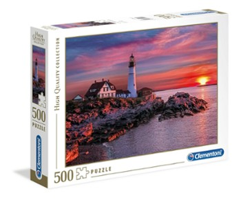 CLEMENTONI puzzle Portland Head Light