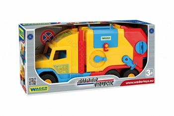 WADER 36330 Magic Truck śmieciarka