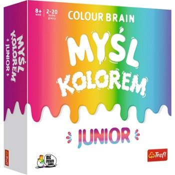 TREFL myśl kolorem junior 01763