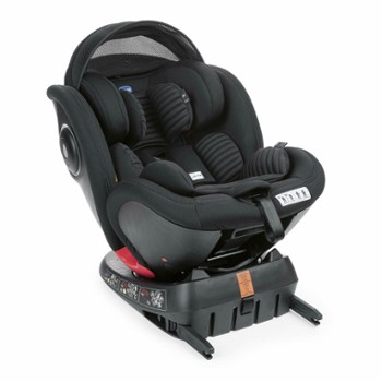 CHICCO seat4fix air black 0-36 kg