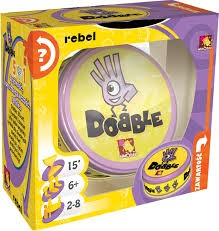REBEL gra dobble