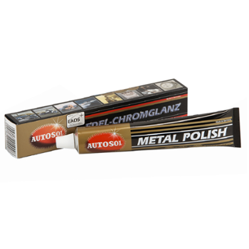 AUTOSOL Metal Polish 75ml Pasta do Polerowania Metalu