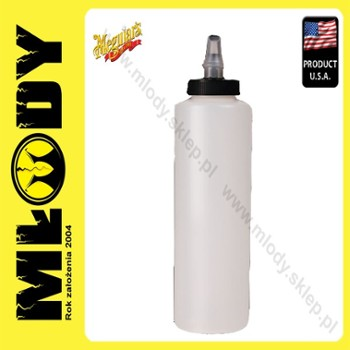 Meguiar's 16 Oz Dispenser Bottle Dozownik Past Polerskich i Wosków 473ml