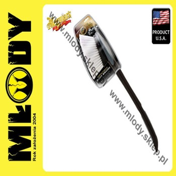 Meguiar's Vers-Angle Body Brush With Long Handle Szczotka do Mycia Karoserii
