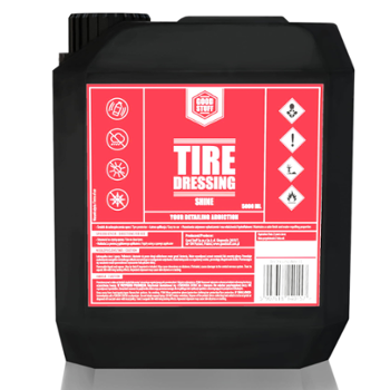GOOD STUFF Tire Dressing Shine 5l Dressing do Opon z Efektem Połysku