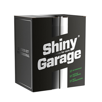 SHINY GARAGE Zestaw Leather Kit Strong