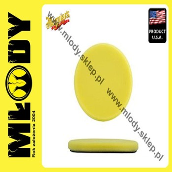 Meguiar's Dual Action Foam Polishing Disc Gąbka Polerska Polerująca 15cm