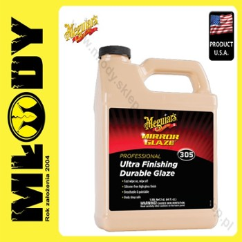Meguiars 305 Ultra Finishing Durable Glaze 1,89l Wosk Bez Silikonu