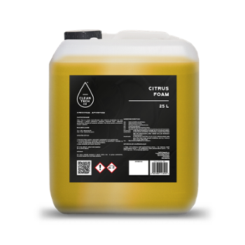 CLEANTECH CO Citrus Foam 25l Aktywna Piana