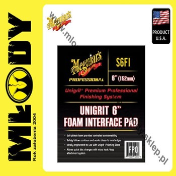Meguiar's Unigrit Foam Interface-6