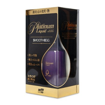 SOFT99 Smooth Egg Platinum Liquid 230ml