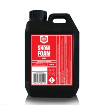 GOOD STUFF Snow Foam Pink 2l Skoncentrowana Piana Kolor Różowy
