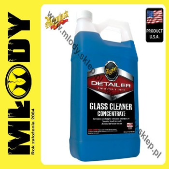 Meguiar's Glass Cleaner Concentrate 3,78l Środek do Mycia Szyb