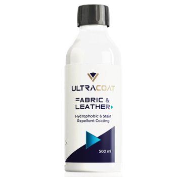 ULTRACOAT Fabric & Leather 500ml Naturalny Impregnat do Tapicerki