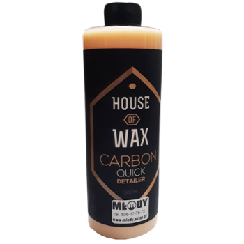 HOUSE OF WAX Carbon Quick Detailer 500ml