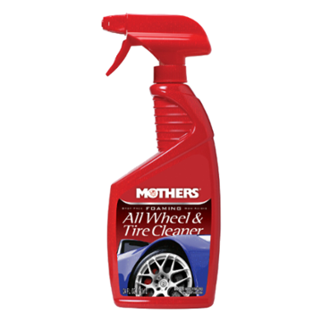 MOTHERS Foaming All Wheel & Tire Cleaner 710ml Płyn do Mycia Felg i Opon