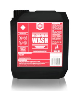 GOOD STUFF Microfiber Wash 5l Preparat do Prania Mikrofibr