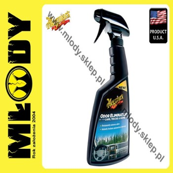 Meguiar's Odor Eliminator 473ml Neutralizator Zapachu