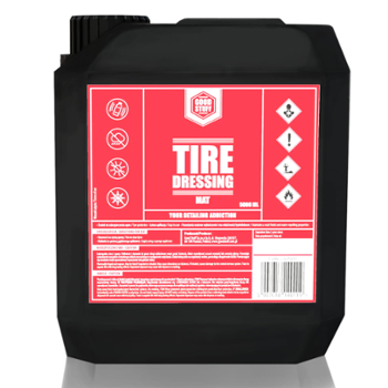 GOOD STUFF Tire Dressing Mat 5l Dressing do Opon z Efektem Matu