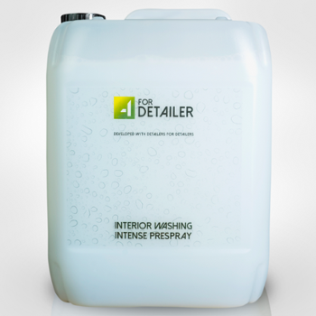 4DETAILER Interior Washing Intense PreSpray 5l Odplamiacz do Tapicerki