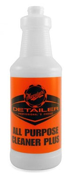 Meguiars 32 Ounce Bottle - All Purpose Cleaner Plus Pusta Butelka 0,945l