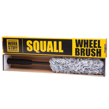 WORK STUFF Squall Wheel Brush Szczotka z Mikrofibry do Mycia Felg