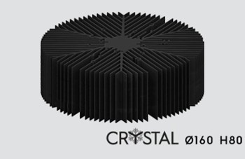 CRYSTAL 160mm