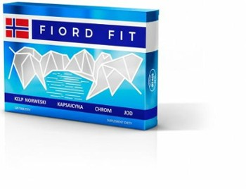Fiord Fit 120 tabl. Biomed-Pharma