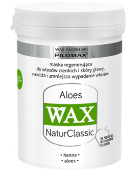 WAX Maska Aloes 240ml