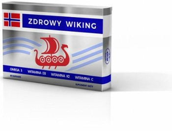 Zdrowy Wiking 60 kaps. Biomed-Pharma