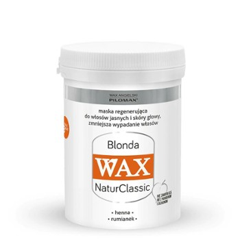 WAX Maska Blonda 240ml + próbka