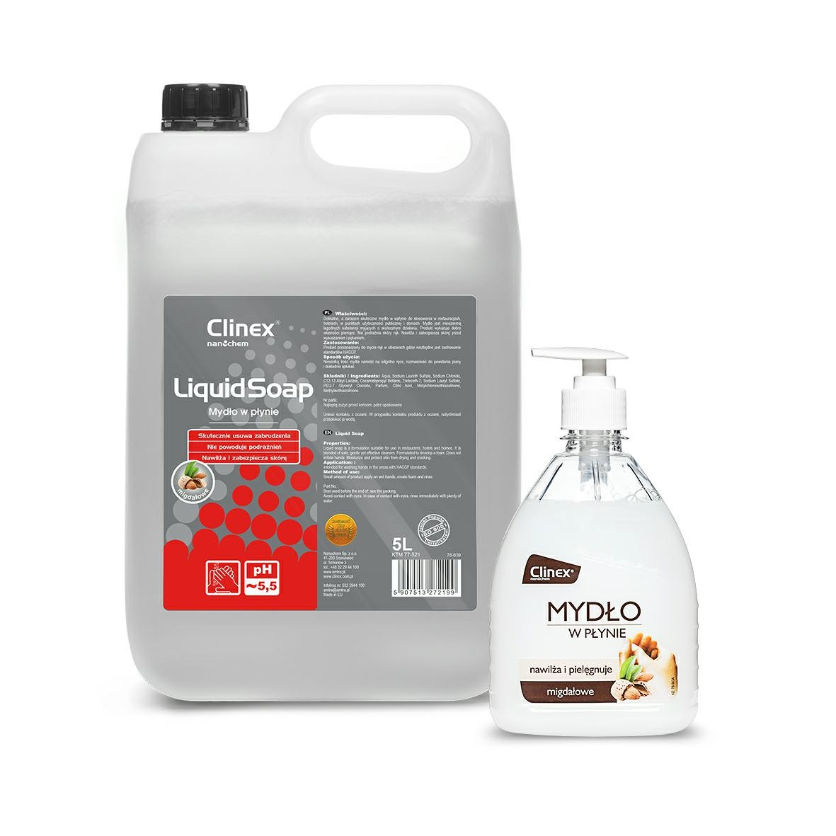 CLINEX Liquid Soap 5L