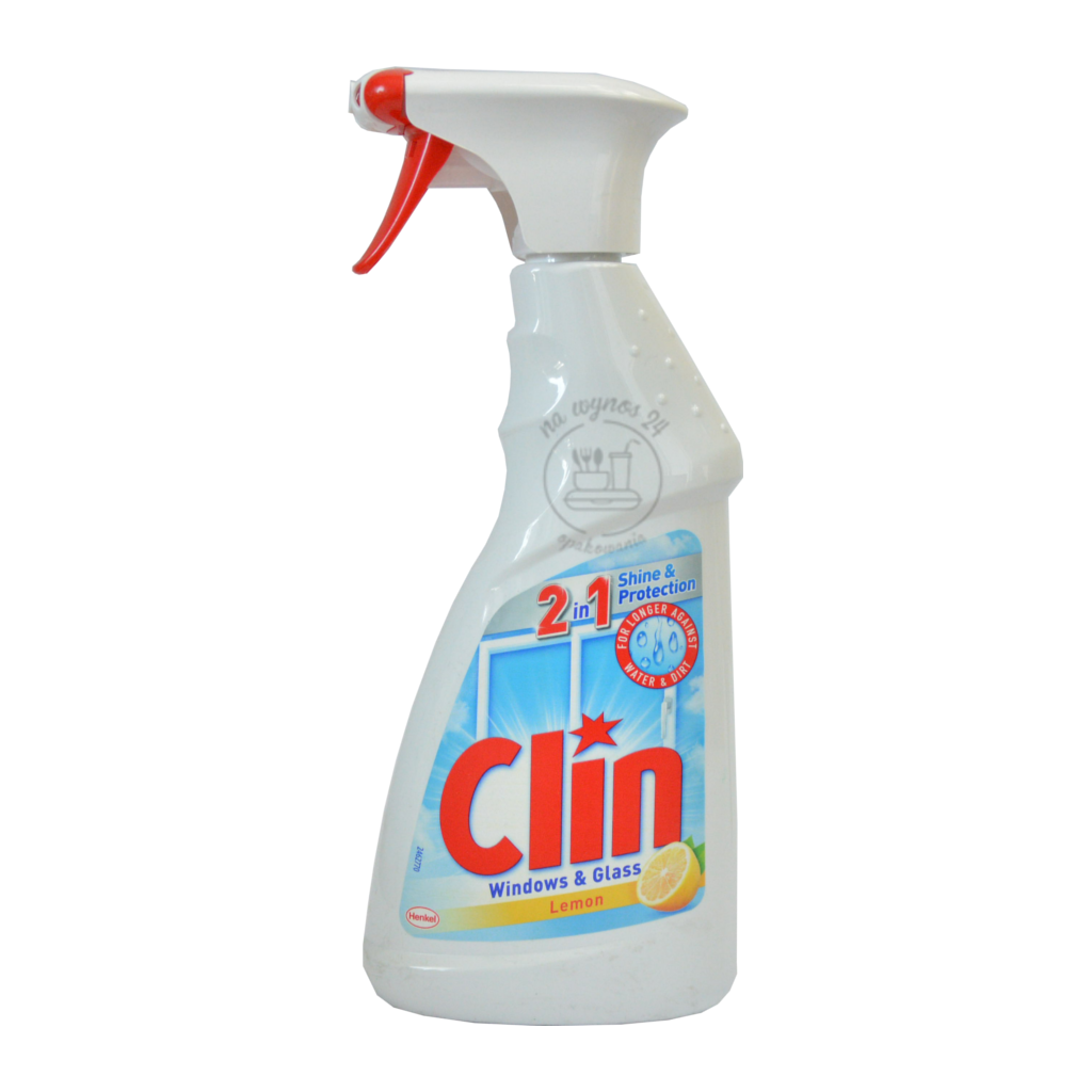 CLIN 500ml do szyb