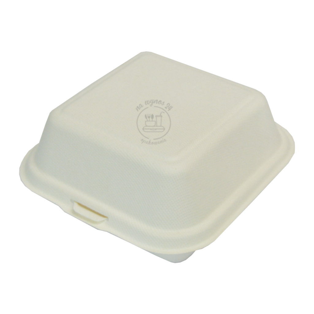 BURGER BOX 155X150X75MM